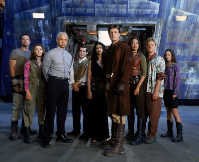 "Whedon Won't Revive ""Firefly"" On Kickstarter"