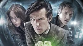 "Moffat ""Relieved"" After Writing Ponds' Farewell from ""Doctor Who"""