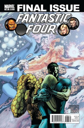 """Final """"Fantastic Four"""" Issue Sells Out"""
