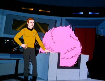 Gerrold Talks Writing Animated Trek