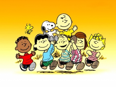 """""""Peanuts"""" Graphic Novel Will Tie-In With New Movie"""
