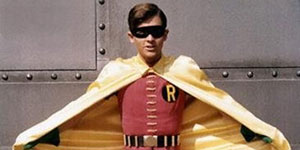 Burt Ward — A Slice of SciFi Interview