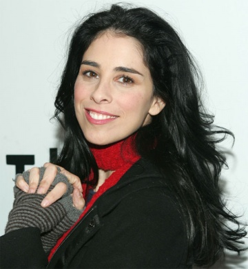 Voyager Nearly Added Sarah Silverman to the Cast