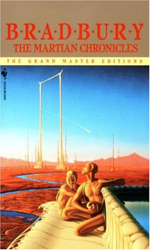 The Martian Chronicles Optioned
