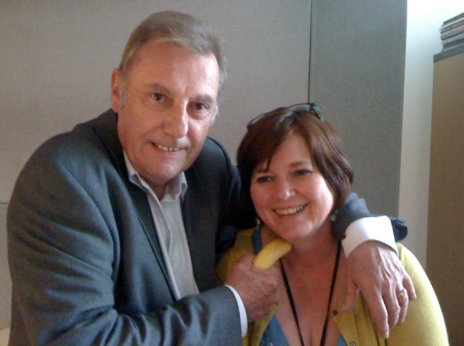 Paul Darrow, Lord Rathen in <i>The Minister of Chance</i> — A Slice of SciFi Interview
