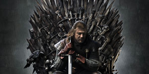 "Martin Talks ""Game of Thrones"" Season Three"