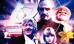 """DVD Review: """"Doctor Who: Terror of the Autons"""""""