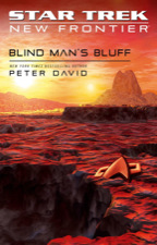 """Star Trek: New Frontier — Blind Man's Bluff""  — A Slice of SciFi Book Review"