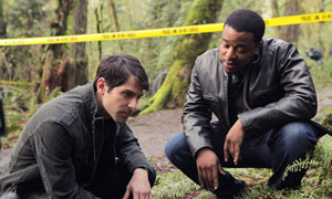 """Grimm"" Set to Premiere at Comic Con"
