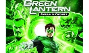 """Green Lantern: Emerald Knights"" — A Slice of SciFi Blu-Ray Review"