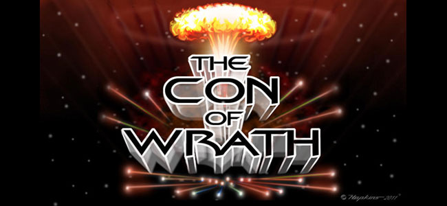 "Slice of SciFi #331: A Conversation With Larry Nemecek on ""The Con of Wrath"""