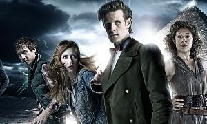 "BBC Releases Promo Pictures for Series 6.5 of ""Doctor Who"""