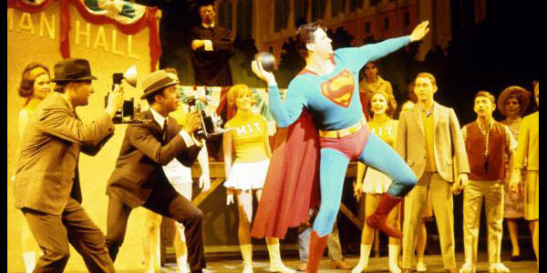 """The Singing Superman"" Bob Holiday — A Slice of SciFi Interview"