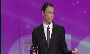 Parsons Wins Emmy #2