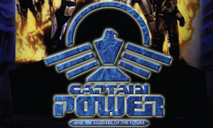 Finally on DVD: Captain Power and Skeleton Warriors
