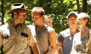 """Walking Dead"" Finds New Show Runner"