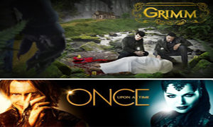 Grimm & Once Upon A Time – A Slice of SciFi Comparative Review