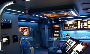 "Man Forced to Dismantle ""Star Trek"" Living Room"