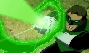 "Nathan Fillion Talks about Voicing ""Green Lantern"""