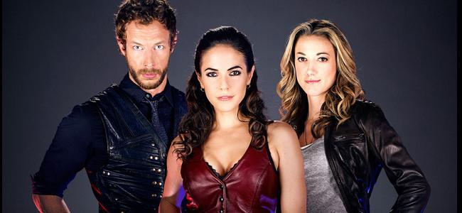 "Slice of SciFi #408: Interview with Kris Holden-Ried of ""Lost Girl"""