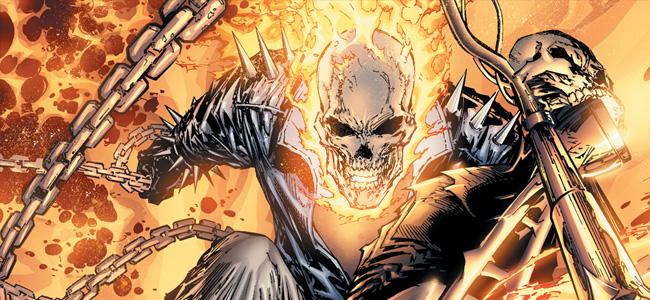 "Slice of SciFi #417: News and ""Ghost Rider"" Conversation"