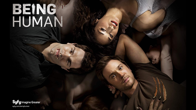 "Slice of SciFi #420: An Interview With Sam Huntington and Meaghan Rath from ""Being Human"""