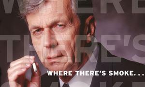 """Where There's Smoke…"" by William B. Davis — A Slice of SciFi Book Review"