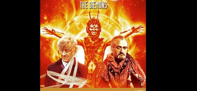 """Doctor Who: The Daemons"" — A Slice of SciFi DVD Review"