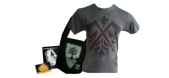 Contest: Snow White and The Huntsman Prize Pack