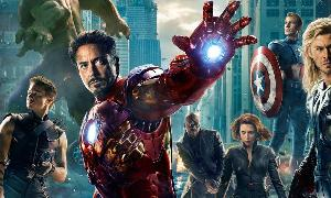 """The Avengers"" —  A Slice of SciFi Movie Review"
