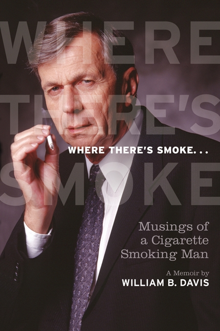 "Slice of SciFi #447: An Interview with William B. Davis, author of ""Where There's Smoke"""
