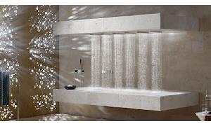 Dornbracht Creates Horizontal Showers