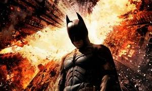 """The Dark Knight Rises"" — A Slice of SciFi Movie Review"
