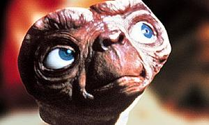 """What Would An """"E.T."""" Sequel Have Looked Like?"""