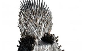 You Can Own The Iron Throne!