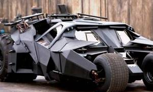 """Is """"The Dark Knight"""" Tumbler Coming To Your Town?"""