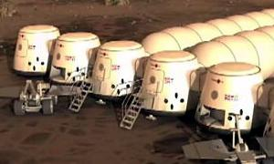 Would You Watch a Mars-Based Reality Show?