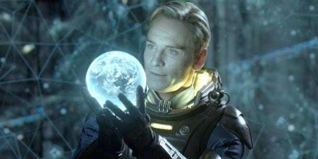 """Prometheus"" — A Slice of SciFi Movie Review"