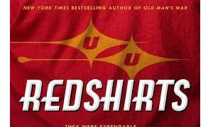 """Redshirts"" — A Slice of SciFi/Dragon Page Review"