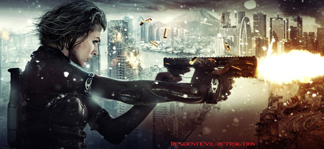 Resident Evil Retribution feat