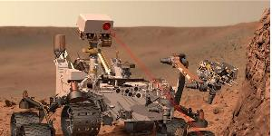 Mars Rover Finds No Signs of Life
