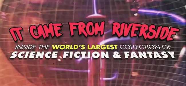 Inside the Eaton Collection: A Slice of SciFi Special Report