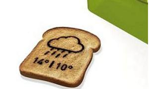 Weather Predicting Toaster