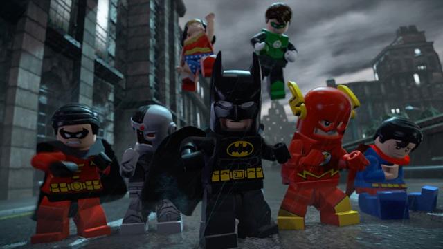 """LEGO Batman: DC Superheros Unite"" Trailer Released"