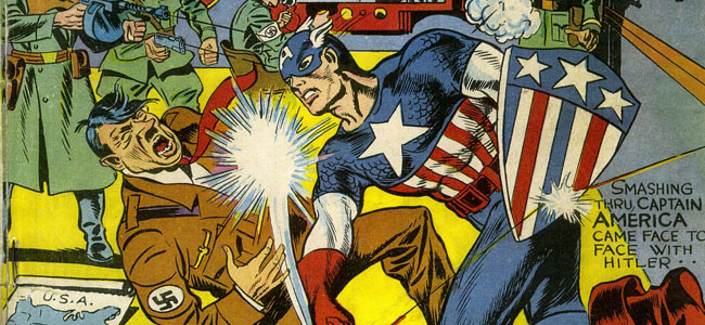 Remembering Captain America's Creator