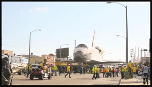 Stunning Time-Lapse Video of Endeavour's Final Trip