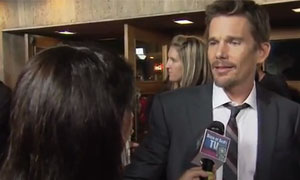 "Inside ""Sinister"" with Ethan Hawke: A Slice of SciFi Special Report"
