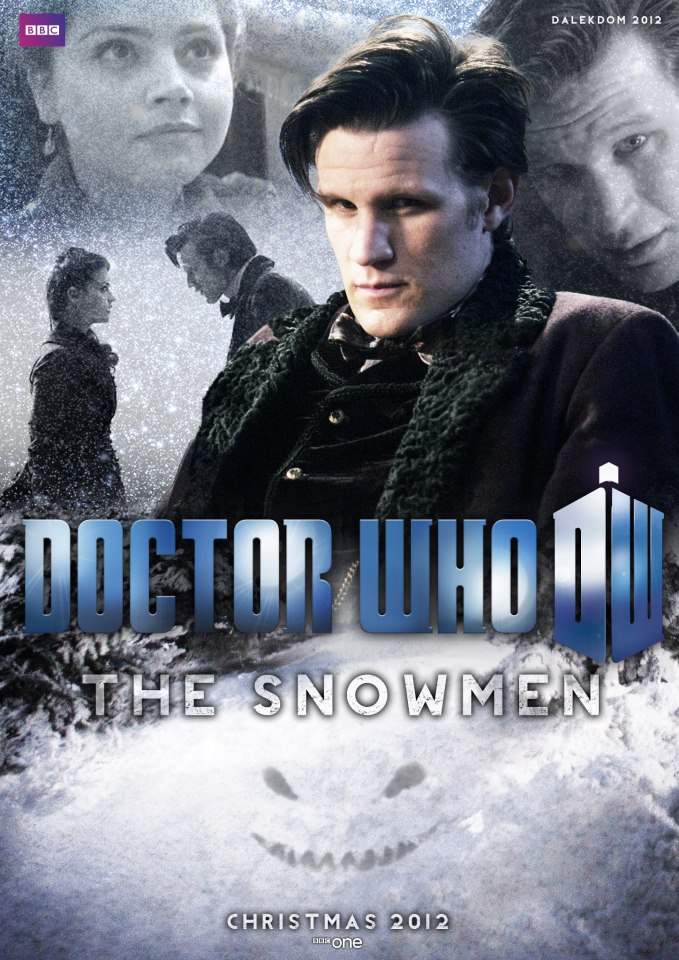 Doctor Who: The Snowmen — A Slice of SciFi Review