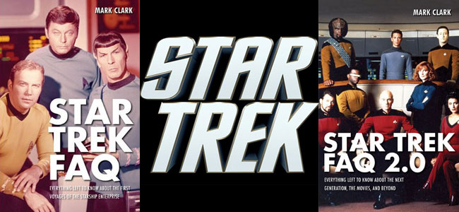 Review: Star Trek FAQ by Mark Clark