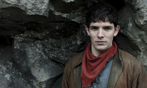 Merlin Wins Over The Doctor and Sherlock